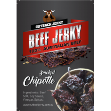 Chipotle Beef Jerky 200g