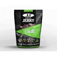 JJ's Beef Jerky Chilli 35g x 25 CTN