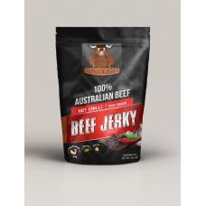 Hot Chilli Beef Jerky 200g