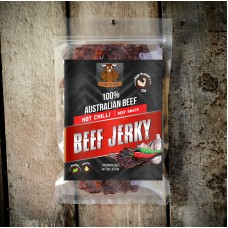 Outback Jerky Hot Chilli 35g x 12 CTN